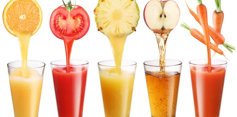 Six Reasons To Juice Fruits