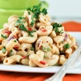 Macaroni in Cashew Nut Cream
