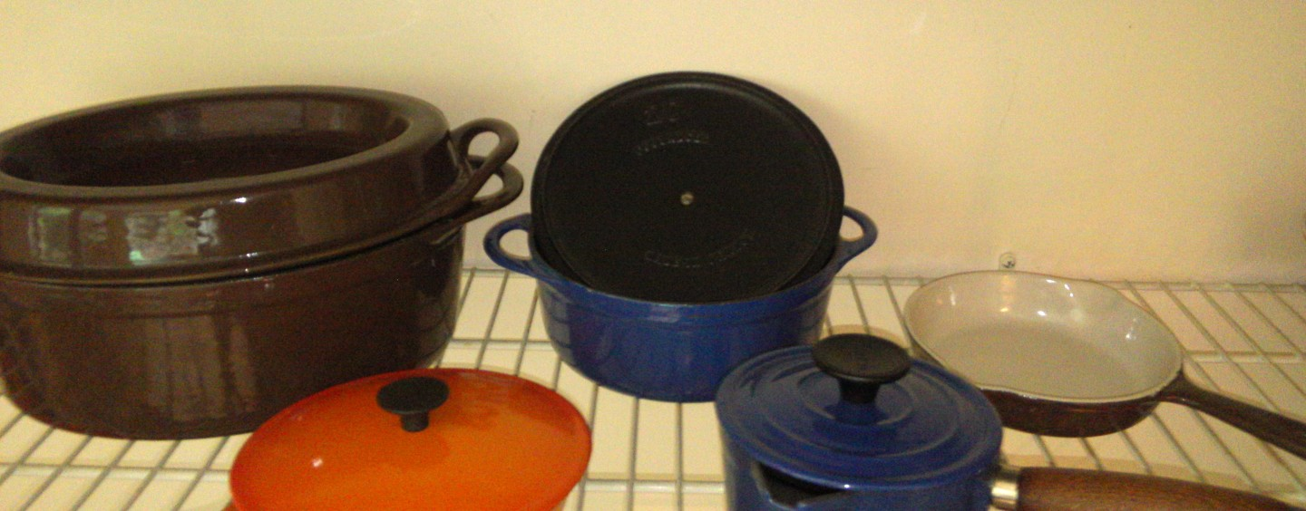 Three Easy Steps To Clean Your Cast Iron Cookware