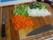 Learn the Basic Culinary Knife Cuts! It's worth it.