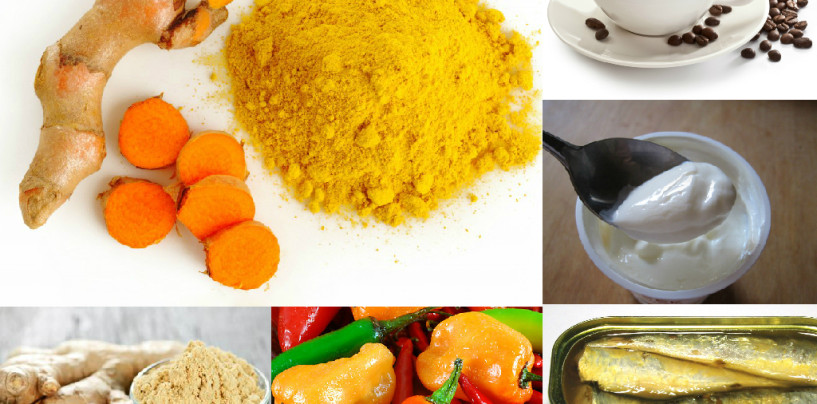 Foods That Can Relief Backache
