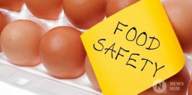Food Safety!  Health Measures for You and Me (2)
