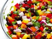 Colourful Summer Salsa