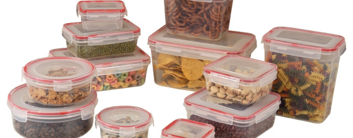 Storage of food in plastic containers has been linked to hypertension