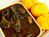 Banga Soup Recipe (Palm Nut soup)