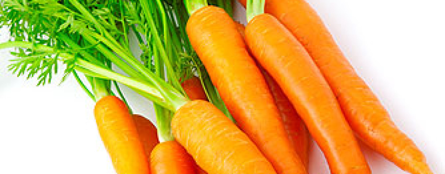 #HealthBenefits: Eat Carrots Daily