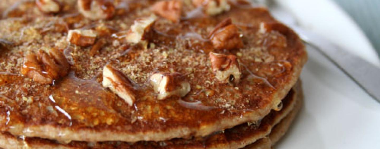 Cinnamon Coconut Milk Pancakes Recipe | 9jafood