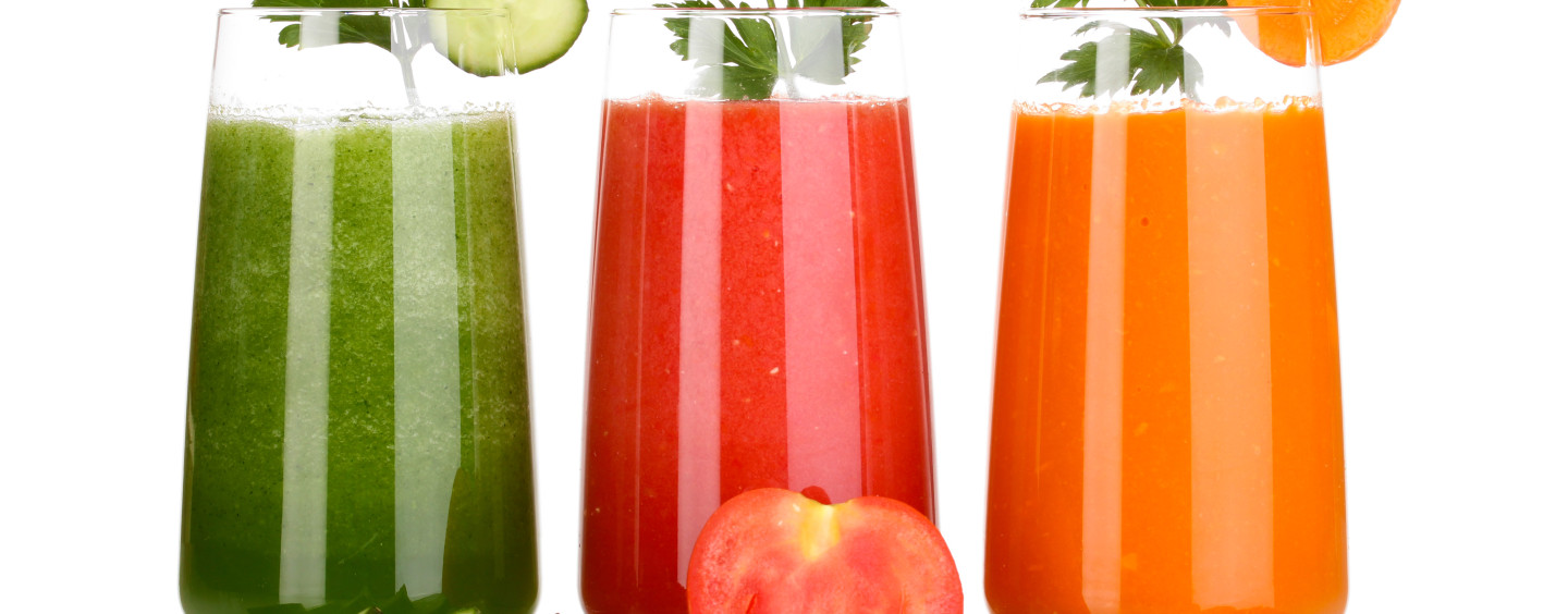 Juice Cleansing Can Help You Get Your Health Back