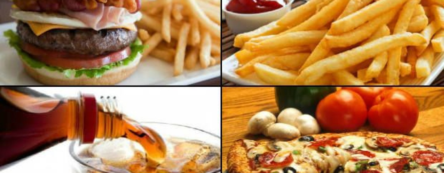 Too Much 'Junk Food' Can Lead To Memory Loss