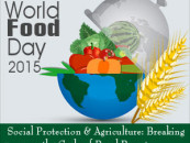 World Food Day 2015: Social Protection The Key To Food Security