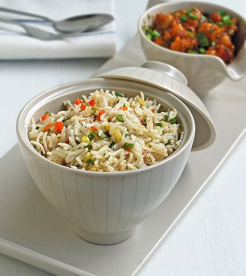 Indian fried rice 2