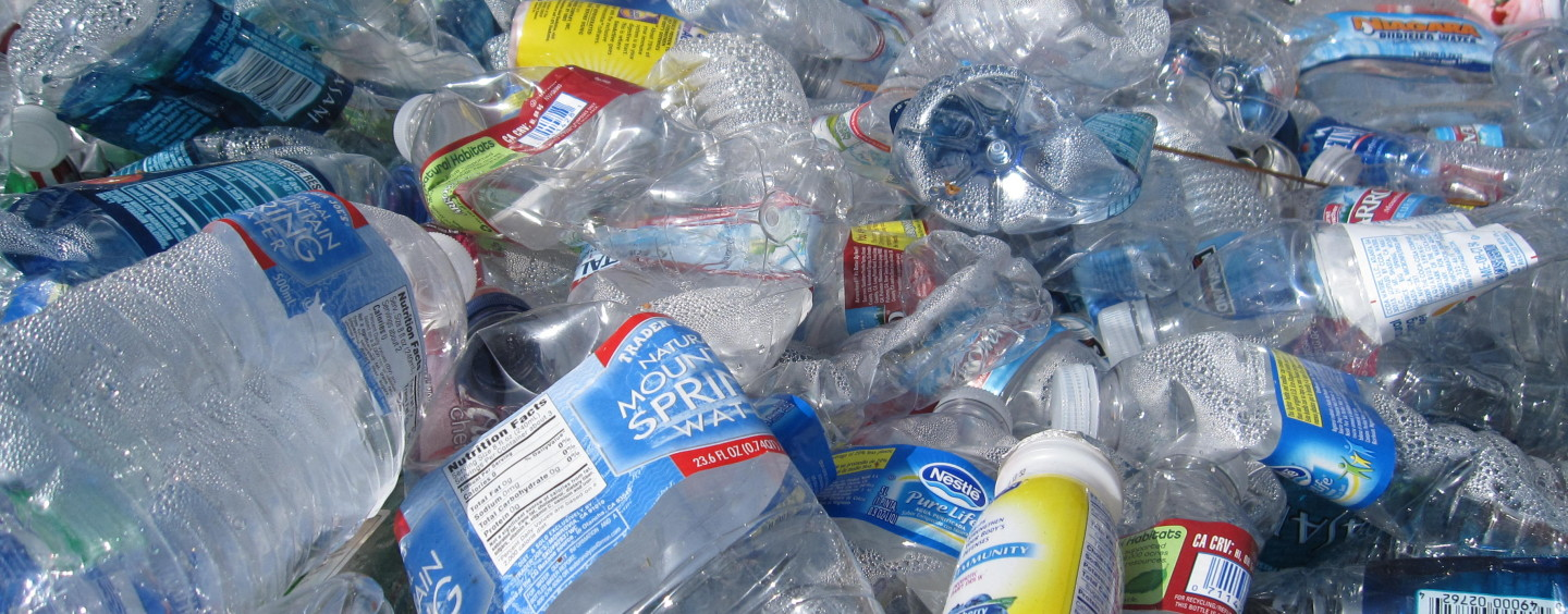 Recycling PET bottles generates about 1,800 jobs
