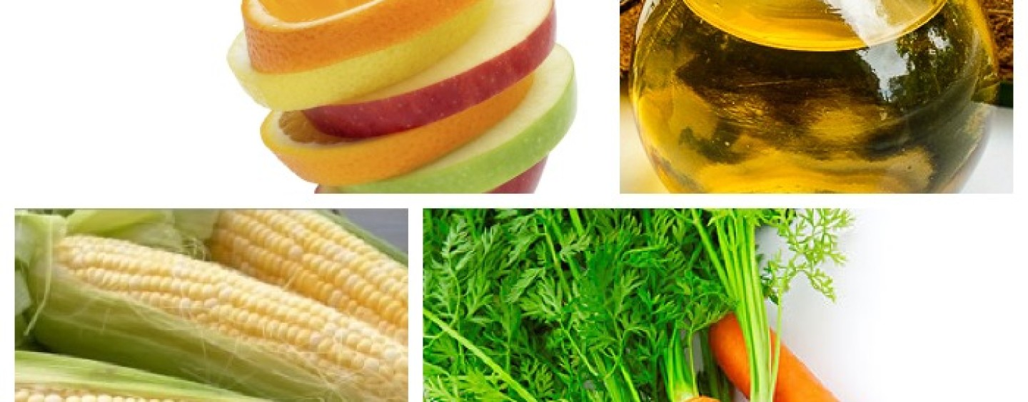 The Six Major Food Groups & Their Importance