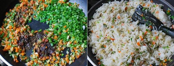 Indian fried rice pic 2