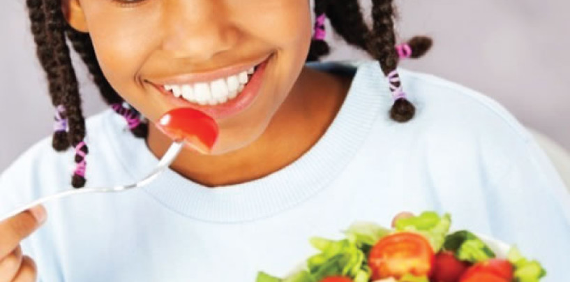 Seven ways to make your kids healthier through food
