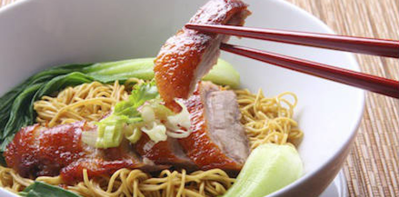 Chinese duck stir fry recipe