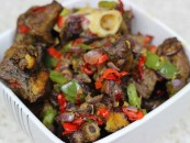 How to make Asun (Spicy Goat Meat)
