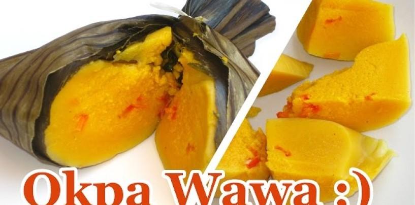 How to Cook Okpa di Oku:  Oji River Okpa and 9th Mile Okpa