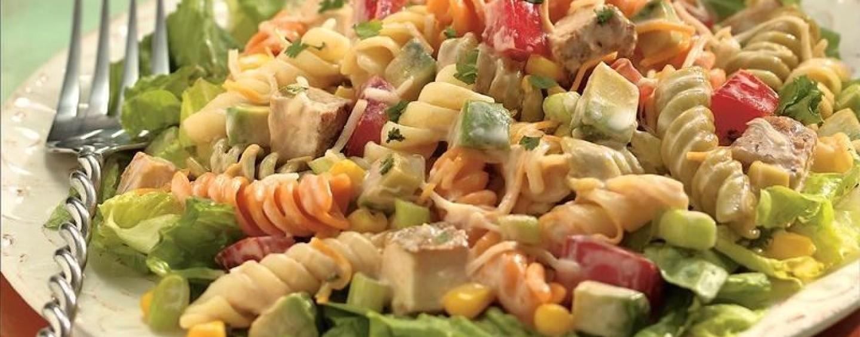 Chicken pasta salad recipe