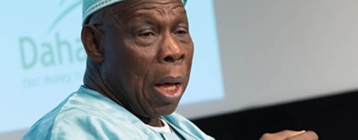 Obasanjo, IITA, others partner on food security