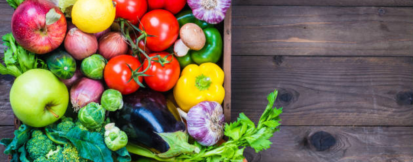 The Food Doctor's 10 principles for an everyday diet