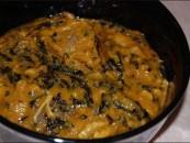 Recipe for Ofe Onugbu (Bitter leaf soup)