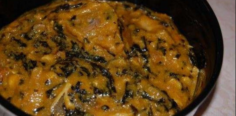Recipe for Ofe Onugbu (Bitter leaf soup)