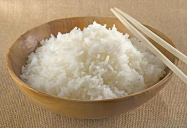 How we are all cooking rice incorrectly – and could be endangering our health