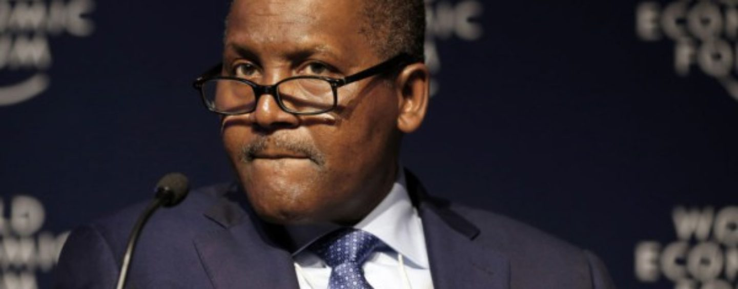 Dangote Will Be the Largest Exporter of Rice in 5 Years – AfDB President