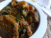 How to cook Banga Soup (Ofe Akwu) Recipe