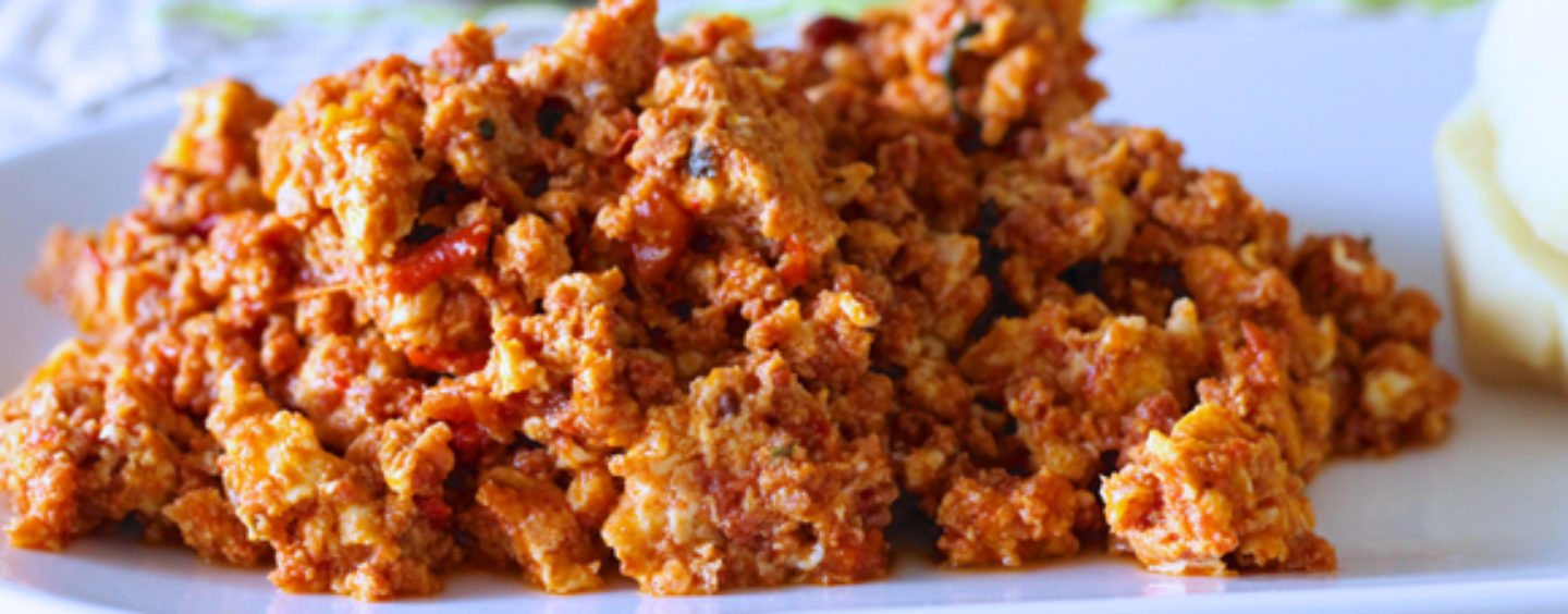 How to Cook Nigerian Egg Stew