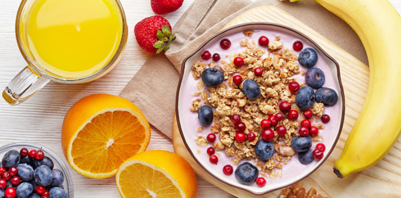 Healthiest foods to start your day