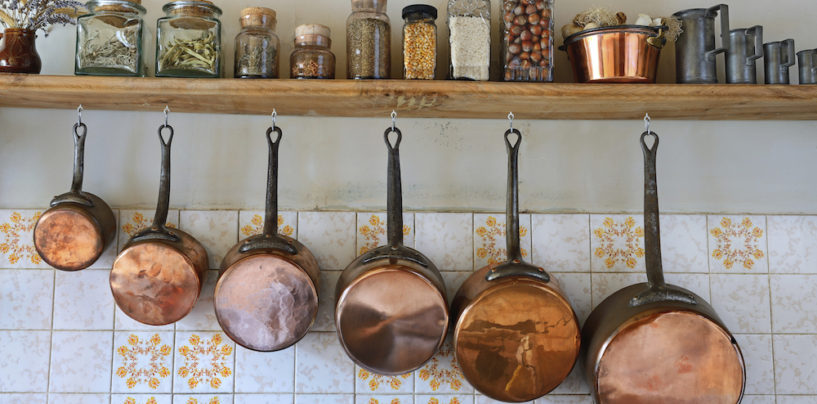 How to Take Care of Your Pots & Pans