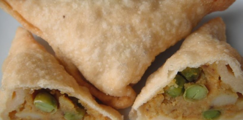 Grain-Free Vegetarian Samosas Recipe