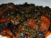 How to Cook Edikang Ikong Soup ( Edikaikong Soup )