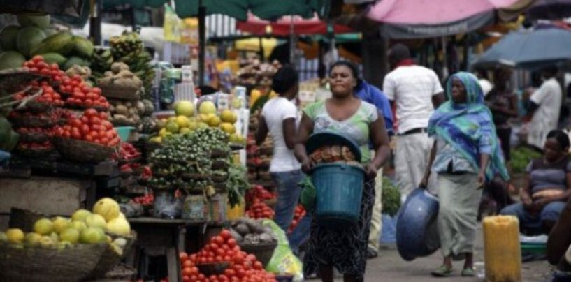 Prices of Staple Foods Soar in Spite of Harvesting Period