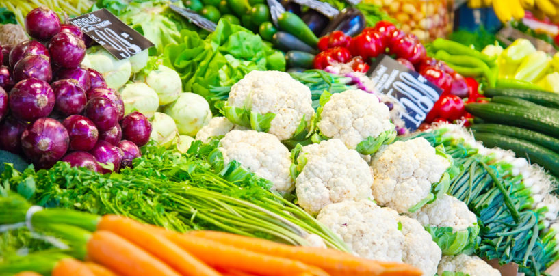 Plant power: The 10 veggies with the most protein