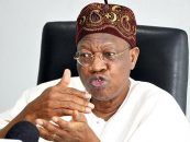 Lai Mohammed Raises Alarm Over Unhealthy Condition of Imported Rice