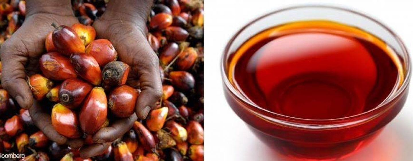 How to Cook With Palm Oil