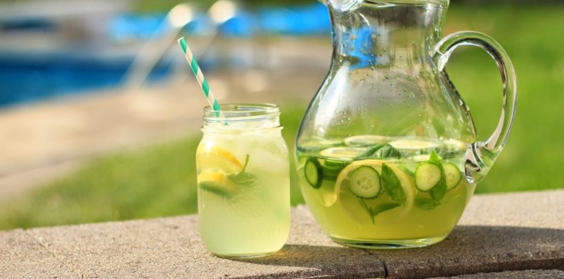 How To Make A Vodka Lemonade Mojito